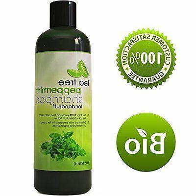 tea tree peppermint moisturizing