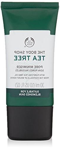 The Body Shop Tea Tree Pore Minimiser x2 - 1oz each
