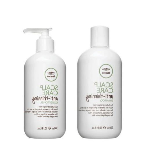 Paul Mitchell Tea Tree Scalp Care Anti-Thinning Shampoo 10.1