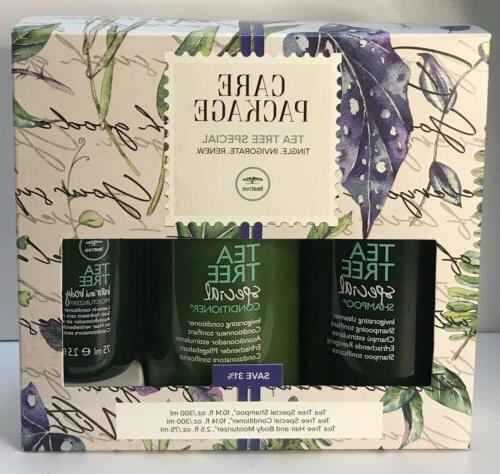 Paul Shampoo And 10.1 Gift Set Moisturizer Oz