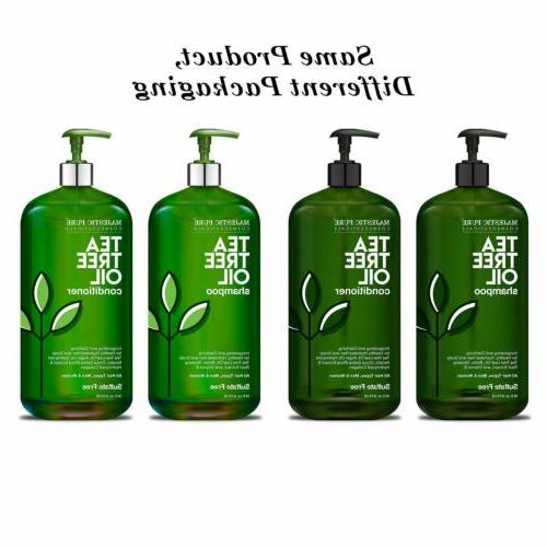 MAJESTIC Tea Shampoo fl