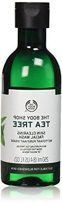 The Body Shop Tea Tree Skin Clearing Facial Wash, 8.4 Fl Oz