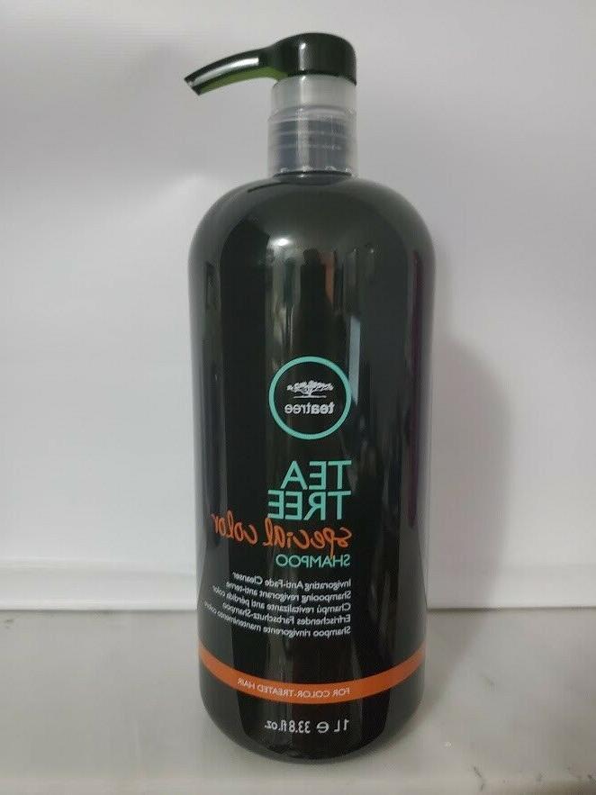 tea tree special color shampoo 33 8