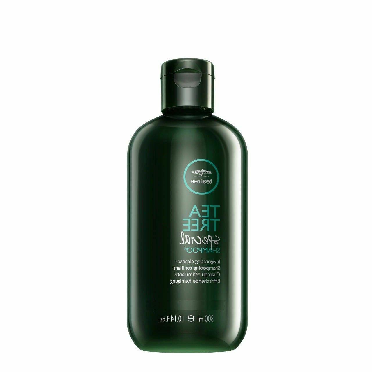 Paul Special Shampoo 16.9, 33.8 Liter