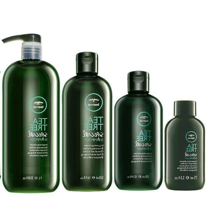 tea tree special shampoo 2 5 10