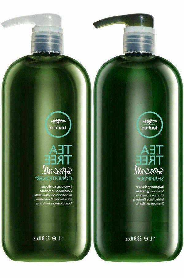 Paul Mitchell Tea Tree Special Shampoo & Conditioner 10.14 o