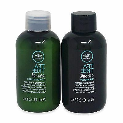 tea tree special shampoo and conditioner 2