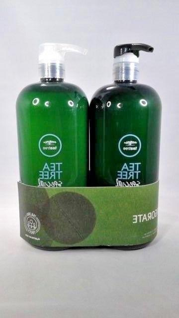 tea tree special shampoo and conditioner 33