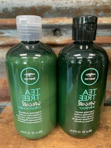tea tree special shampoo and conditioner duo