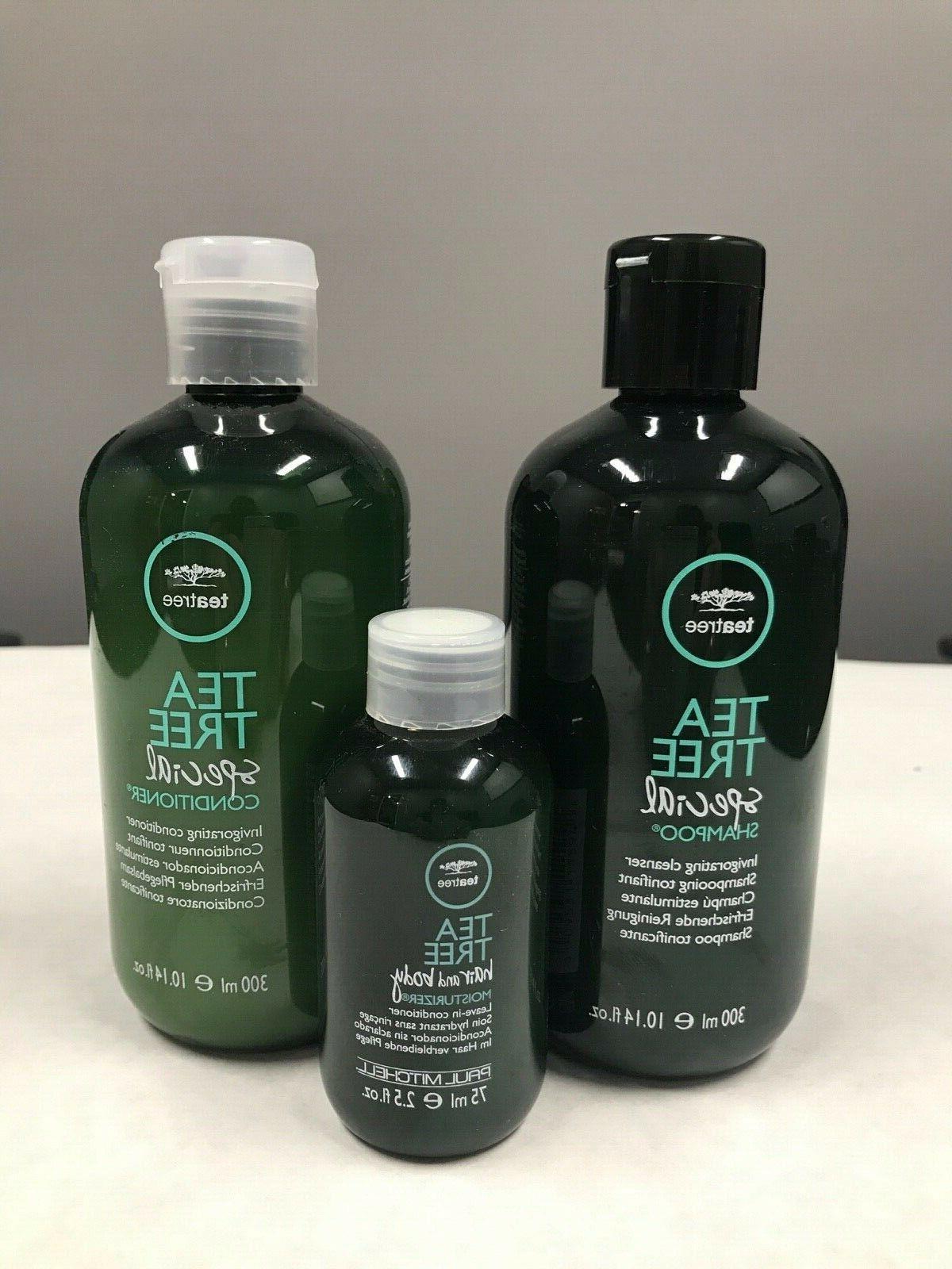 tea tree special shampoo and conditioner oz
