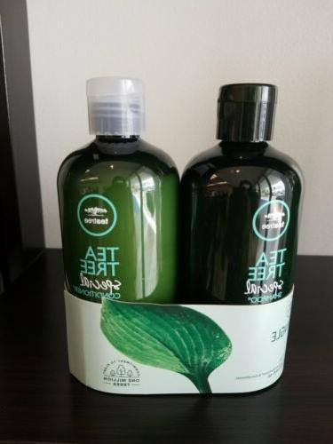 tea tree special shampoo conditioner tingle duo