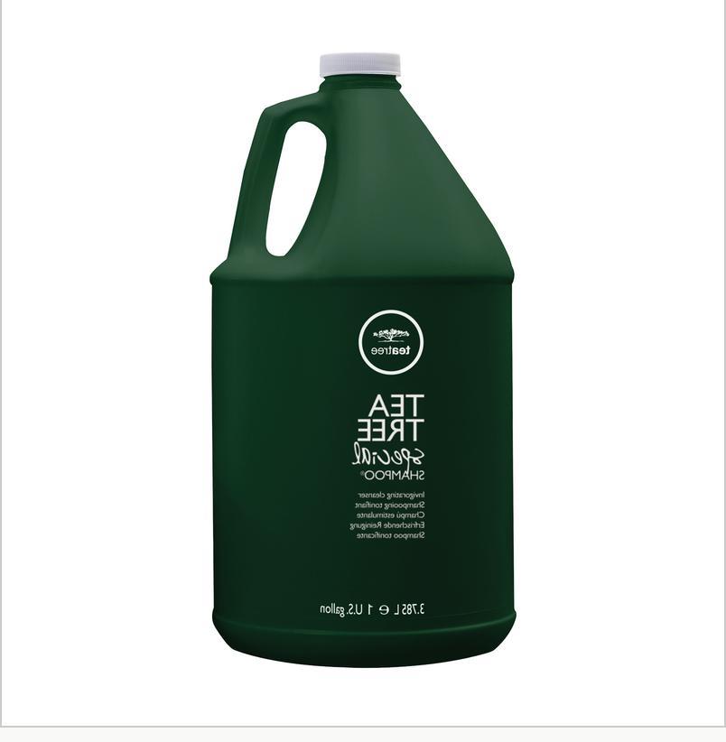 tea tree special shampoo gallon