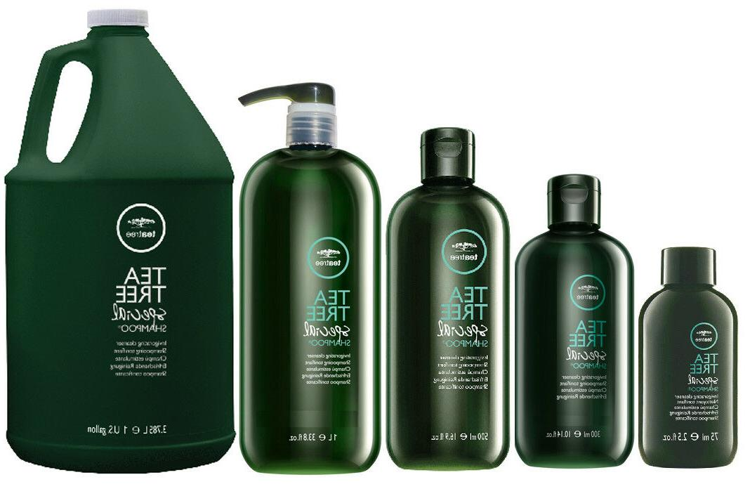 tea tree special shampoo usps priority mail