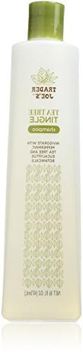 Trader Joe's Tea Tree Tingle Shampoo with Peppermint, Tea Tr