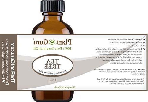 Tea Essential 2 Undiluted of Melaleuca Skin, Hair Growth, Aromatherapy Diffuser