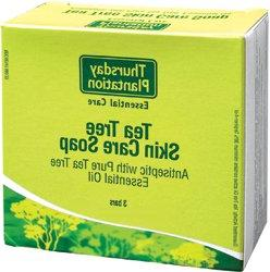 Thursday Plantation Tea Tree Soap -- 4.4 oz Each / 3 Bars