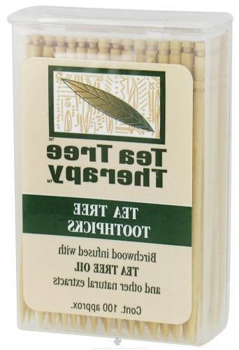 toothpicks mint