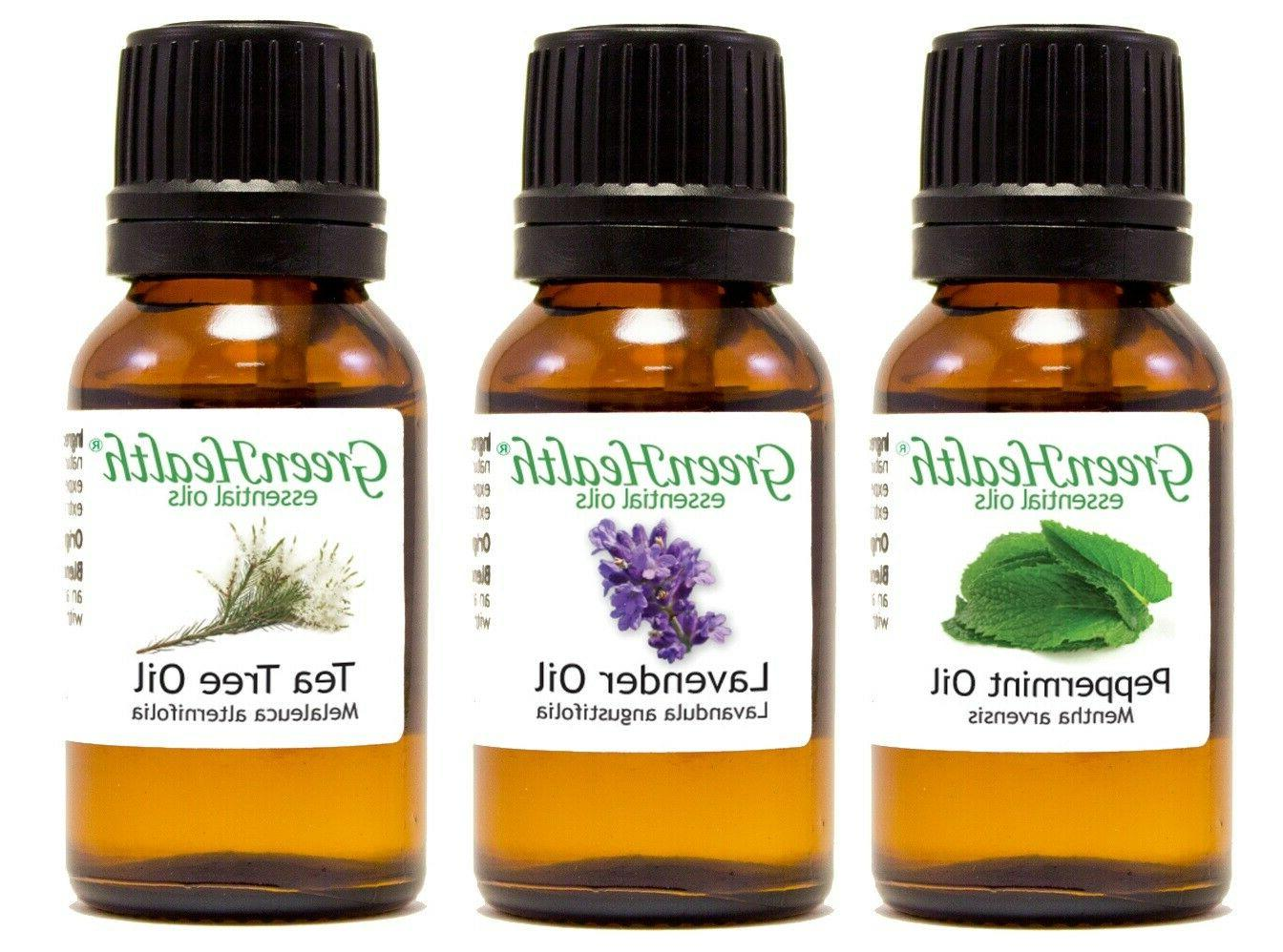 top 3 essential oils 15 ml gift