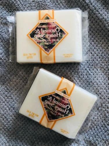 Trader Joe's Oatmeal Honey Pure Soap