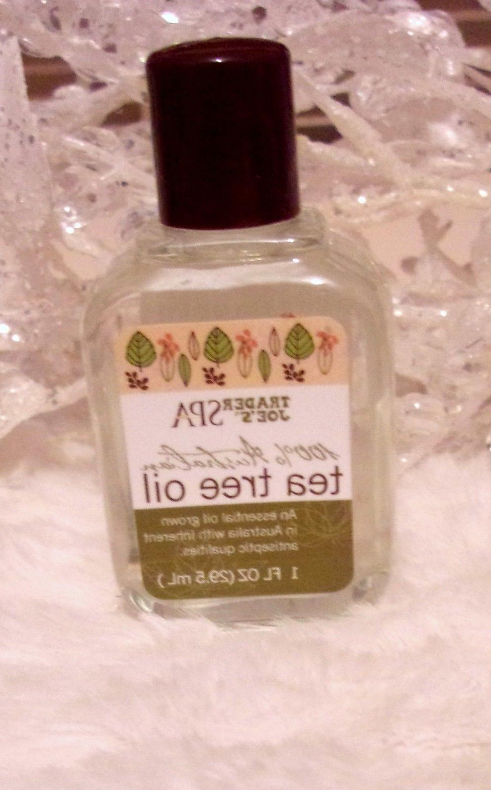 trader joe s tea tree oil 100
