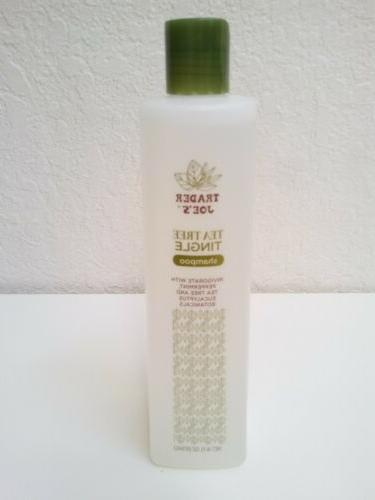 Trader Joe's Tea Tree Tingle Shampoo 16 oz