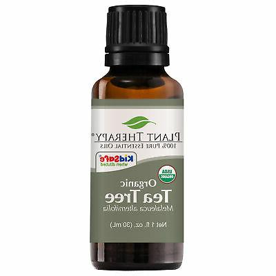 usda certified organic tea tree
