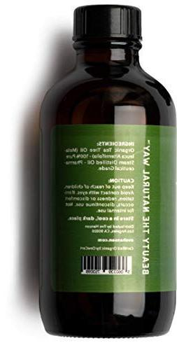 USDA Certified Tree Highest Quality | For Skin, and and Pure Tree Essential Oil by Eve Hansen