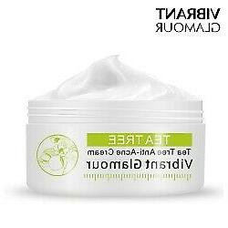 VIBRANT GLAMOUR Tea Tree acne cream Anti-acne print Face cre