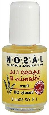 JASON NATURAL PRODUCTS VITAMIN E OIL,14000 IU, 1 FZ