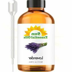 Lavender Essential Oil by Sun Essentials, 4oz