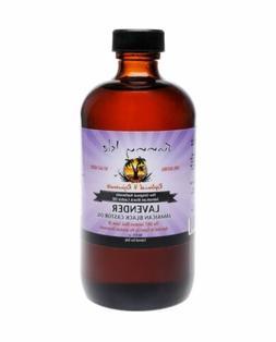Sunny Isle Lavender Jamaican Castor Oil, Black, 8 oz