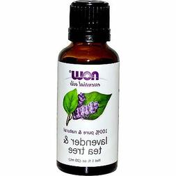 Now Lavender Tea Tree Oil Blend  1 fl.oz