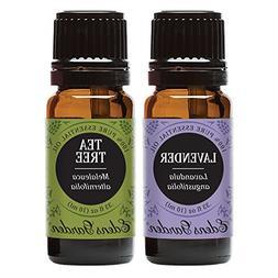 Lavender & Tea Tree Value Pack 100% Pure Therapeutic Grade E