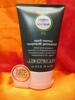 Paul Mitchell Lemon Sage Thickening Shampoo Unisex, 3.4 Ounc
