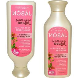 Jason Long & Strong Jojoba Pure Natural Shampoo and Conditio