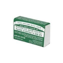 Dr. Bronner's Magic Soaps: Pure Castile Bar Soap, Almond 5 o