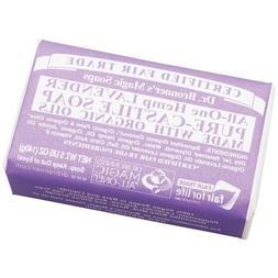Dr. Bronner's Magic Soaps: Pure Castile Soap Bar, Lavender 5