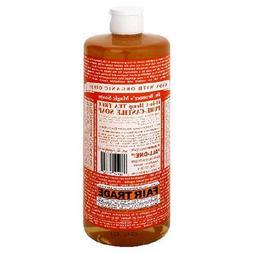 Dr. Bronner's Magic Soaps Pure-Castile Soap, 18-in-1 Hemp Te