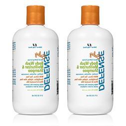 Defense Soap Baby Body Wash Moisturizer & Shampoo with Citru