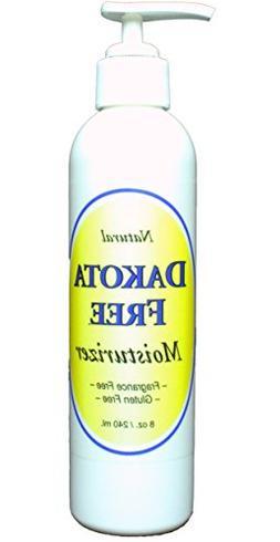 Dakota Free Fragrance Free Moisturizer with pump 8 fl oz