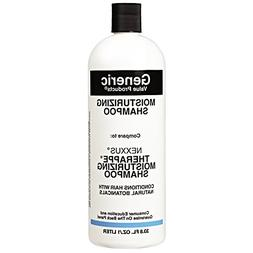 Generic Value Products Moisturizing Shampoo Compare to Nexxu