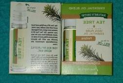 Nature's Truth Tea Tree essential oil Roll-On, 0.33 Fluid Ou