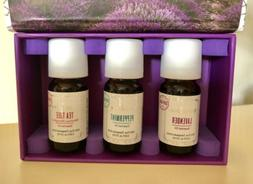 NEW Young Living Essential Oils Starter Kit 3 pack Lavender