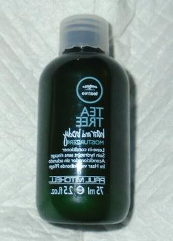 New PAUL MITCHELL Tea Tree Hair & Body Leave in Conditioner