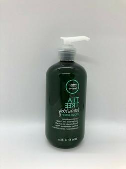 new tea tree hair and body moisturizer