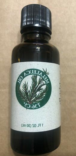 New Melaleuca Tea Tree Oil Antiseptic T36-C5 30ml 1.0 fl oz