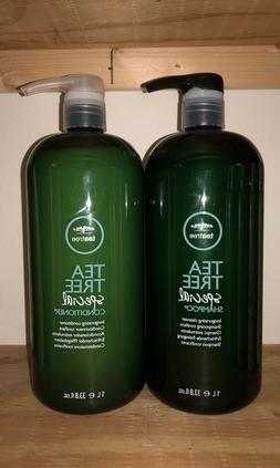 new tea tree shampoo conditioner 33 8