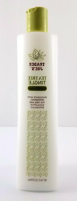 New Trader Joe's Tea Tree Tingle Conditioner 16 oz. Bottle