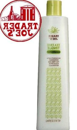 🔥New Trader Joe's Tea Tree Tingle Conditioner 16 oz. Bott