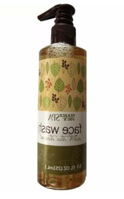 *New*Trader Joes Spa Face Wash with Tea Tree Oil 8.5 Fl Oz